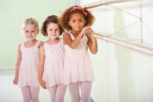 Join us for our pre school ballet classes