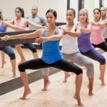 RAD ballet class