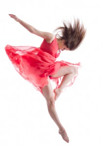 Show your feeling and creativity through lyrical dance